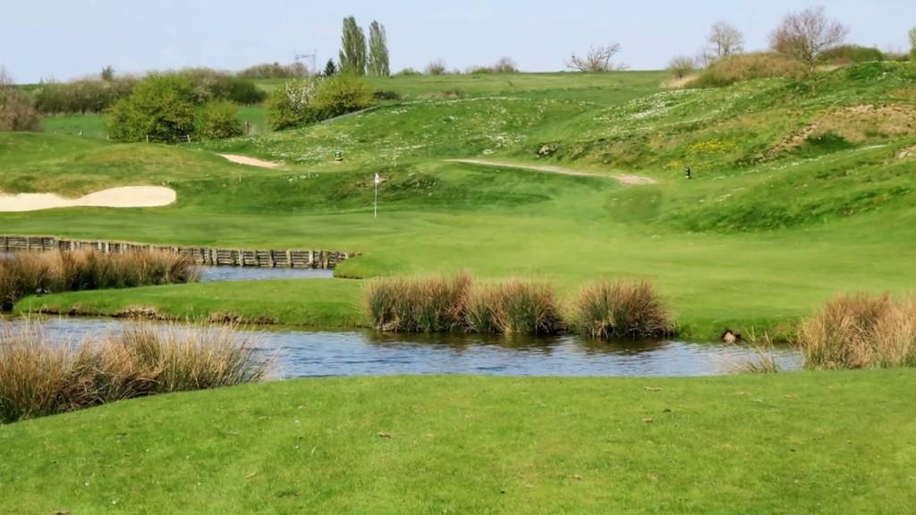Sortie amicale + Invitation : Golf de Courson (91) - Neuilly Golf